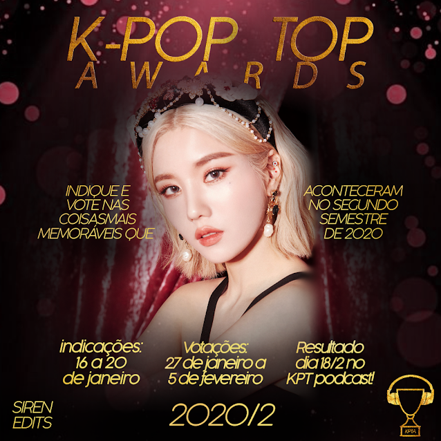 K-Pop Top Awards 2020/2 – Resultado